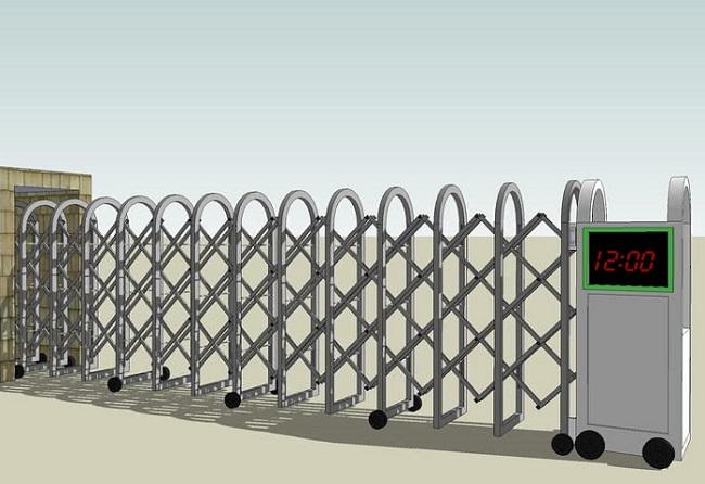 Mô hình cổng xếp