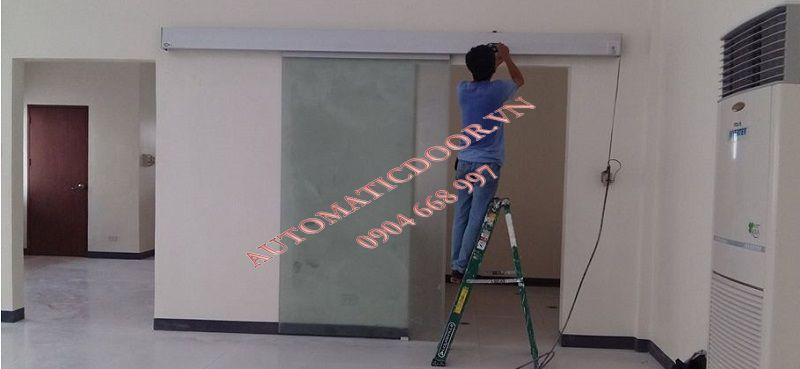 Những điều cần chú ý khi sửa chữa cửa tự động