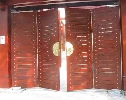 automaticdoor.vn-lap-dat-cong-go-tu-dong truot gap 4 canh tu dong