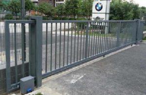 Motor cửa cổng lùa tự động nhà máy