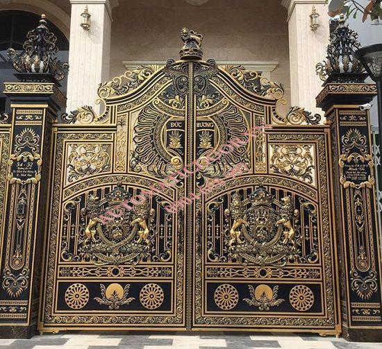 Lắp đặt cửa cổng tự động Quận Bình Tân
