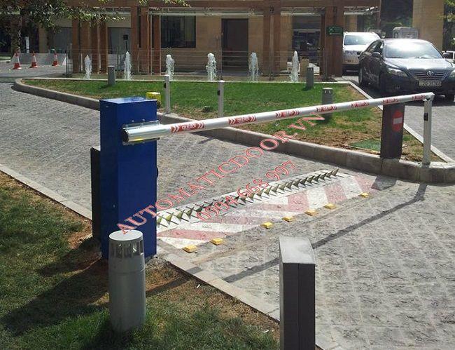 Thanh chắn barrier tự động – Made in Italy