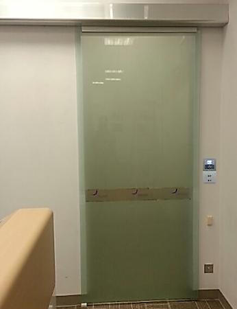cửa tự động phòng giám đốc