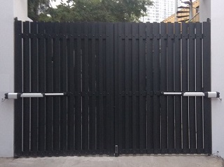 Lắp đặt cửa cổng tự động Quận 2, Tp. Hồ Chí Minh