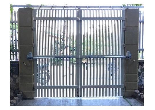 Những điều cần lưu ý khi lắp đặt cổng tự động