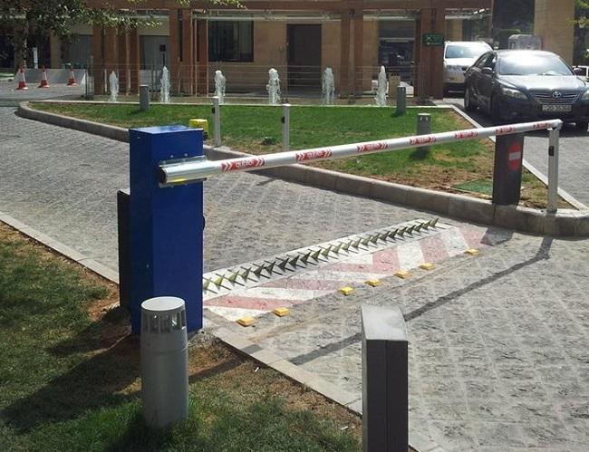 Thanh chắn barrier 3 mét