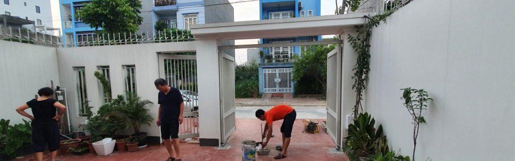 Lắp đặt motor cổng âm sàn malaysia giá rẻ