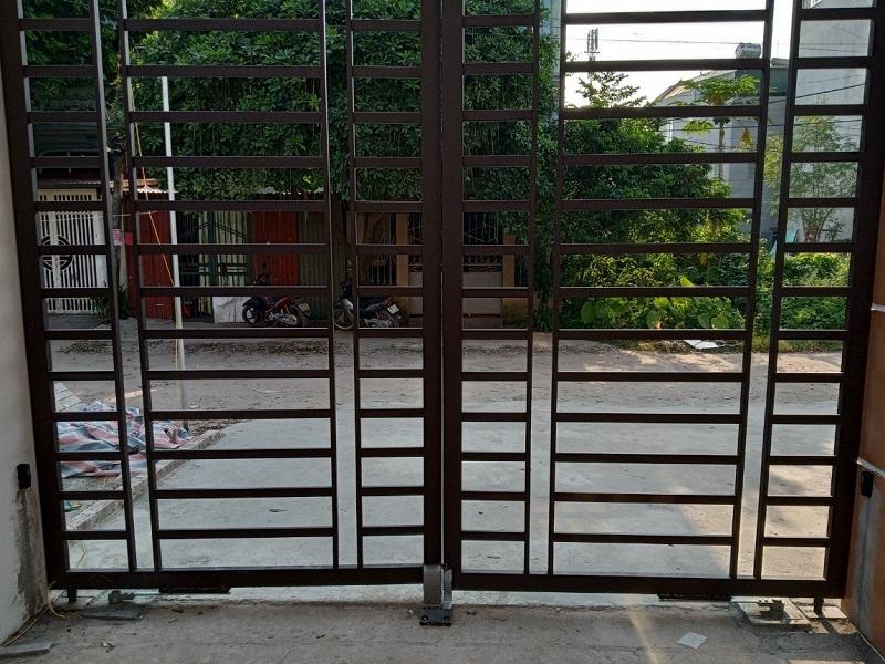 Lắp đặt mô tơ cổng âm sàn MALAYSIA như thế nào?