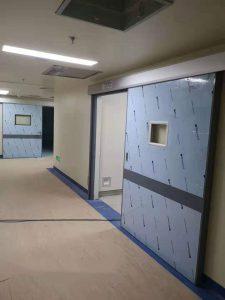 Hệ thống cửa trượt tự động bệnh viện
