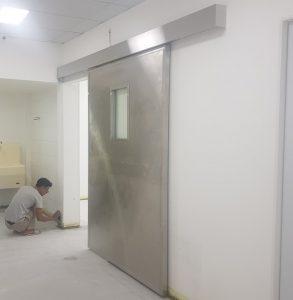 Cửa tự động bệnh viện - Bảo Phát