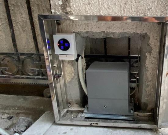 Công tắc điều khiển cửa cổng tự động Wifi