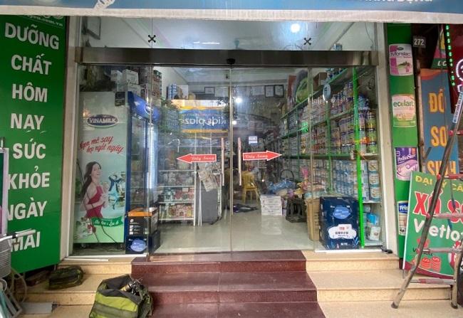 Cửa kính tự động mang lại nhiều lợi ích cho cửa hàng