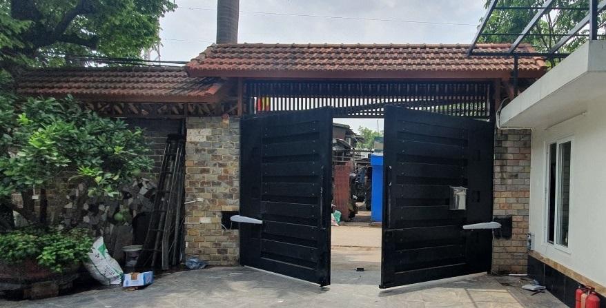 Lắp đặt, bảo trì, sửa chữa cửa cổng tự động Quận 7