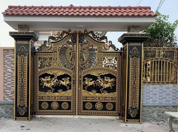 Cách chọn cổng cho nhà riêng