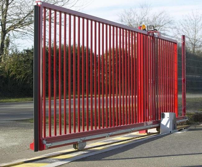 Mô tơ cổng trượt nặng dưới 600kg rẻ bền đẹp