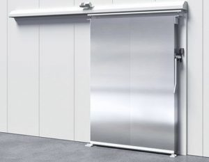 cửa tự động kho lạnh
