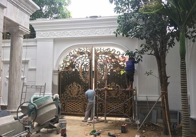 Tại sao nên gắn mô tơ cổng cho ngôi nhà và cơ sở thương mại?