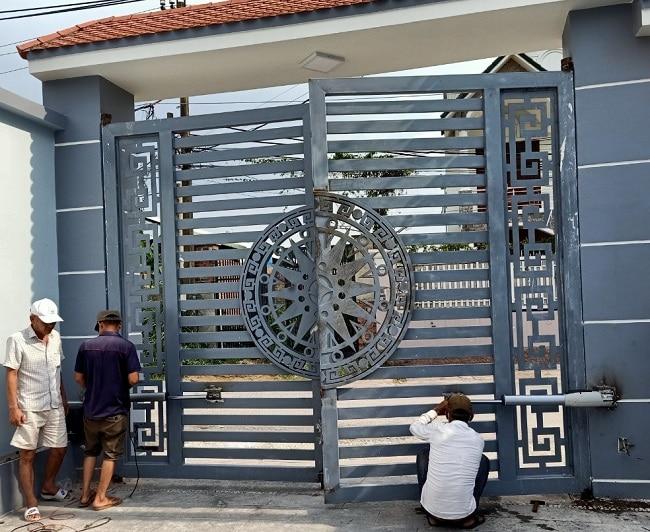 Chuyên gia sửa mô tơ đóng mở cửa cổng tự động