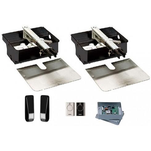Lắp mô tơ cổng tự động âm sàn FAAC 770
