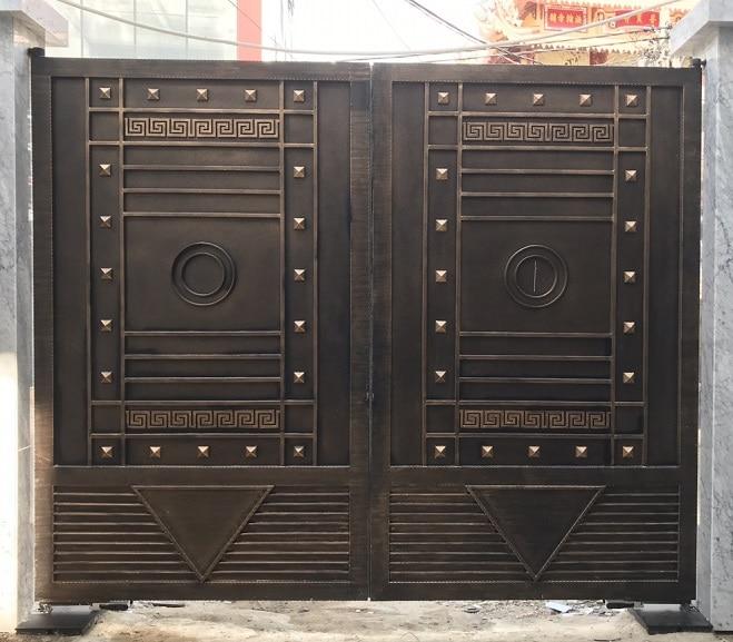 Những yêu cầu cần thiết khi lắp cổng tự động công nghiệp