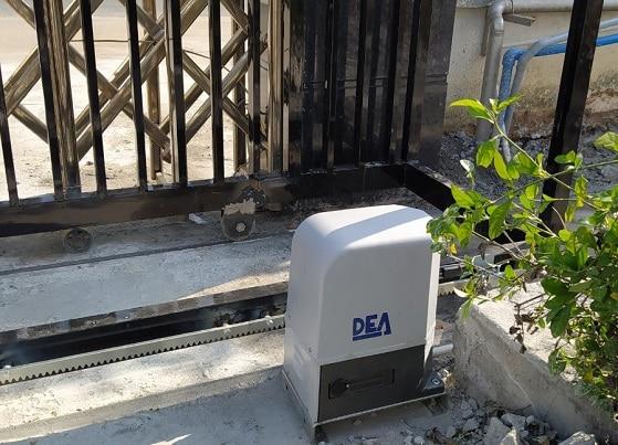 Mô tơ cổng lùa tự động REV 24V / 230V – DEA