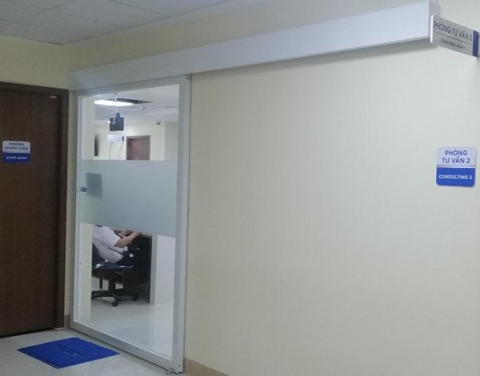 Đặc điểm của cửa y tế tự động
