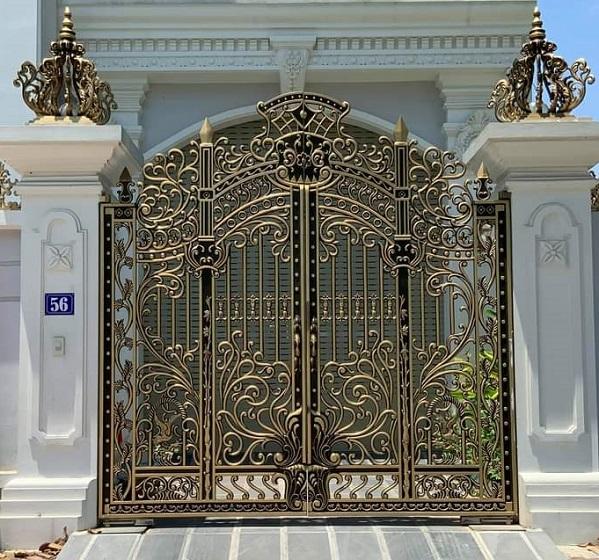 Thiết kế và lắp đặt cổng và hàng rào an ninh chất lượng cao