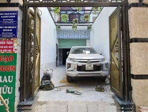 cổng mở 2 cánh động cơ âm sàn đà lạt