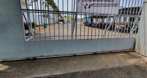 cổng cũ công ty TNHH GONZALES VIỆT NAM