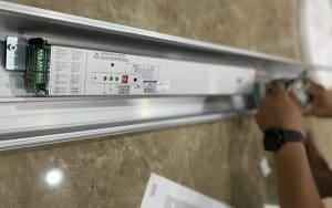 Bộ điều khiển trung tâm cửa lùa tự động DORMA ES68