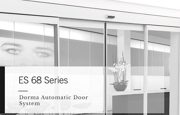 Hệ thống cửa tự động Dorma ES68