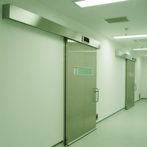 cửa tự động bệnh viện inox