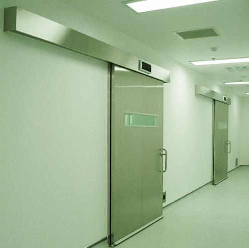 Đặc thù của cửa bệnh viện