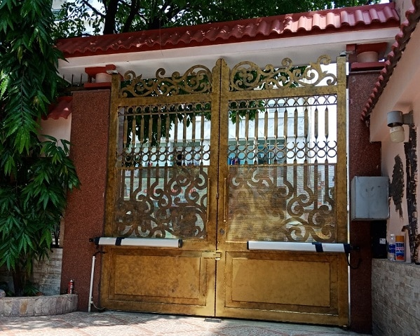 Các kiến thức liên quan về cửa cổng nhôm đúc