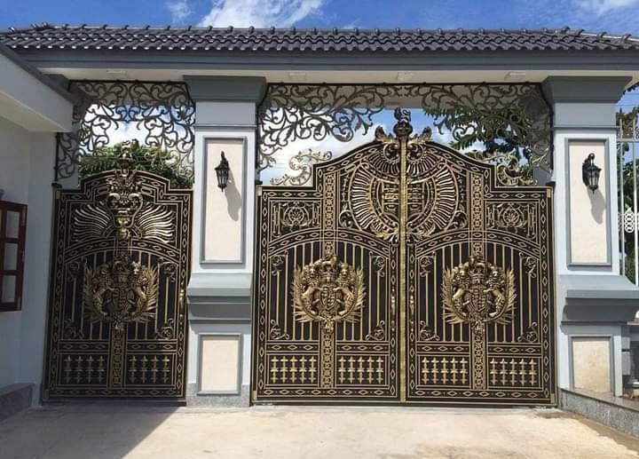 Cổng biệt thự kiêng kỵ những điều gì?