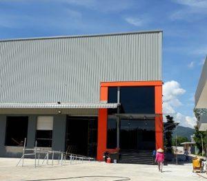 Cửa đóng mở tự động nhà máy