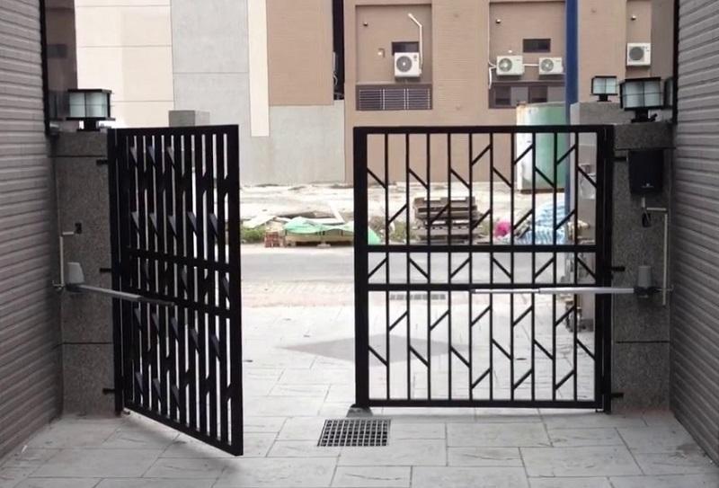 Tiêu chí lựa chọn cửa cổng tự động